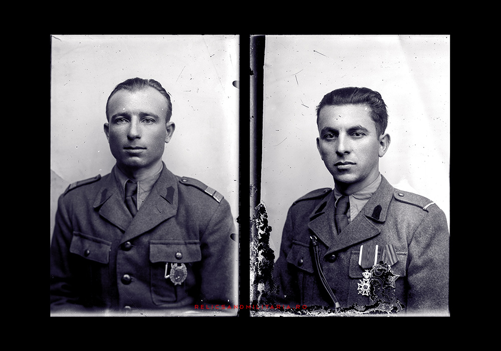 WW2 Romanian soldiers