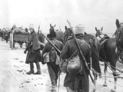 WW2 Soldiers Kerch Peninsula