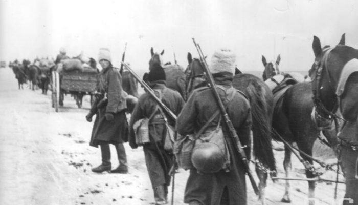 WW2 Soldiers Kerch Peninsula