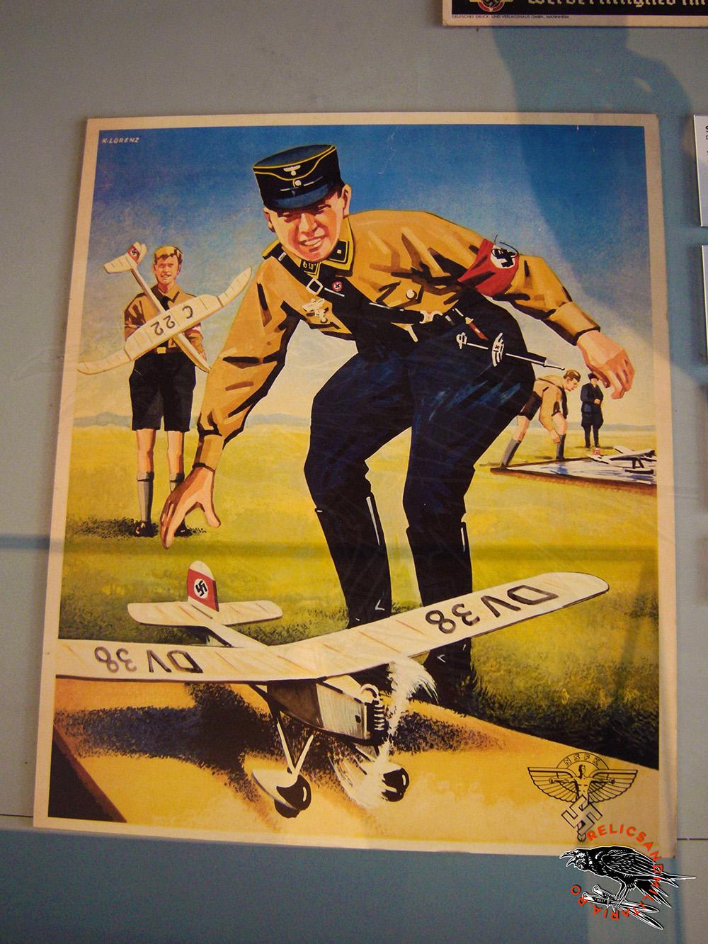 Hitlerjugend Poster