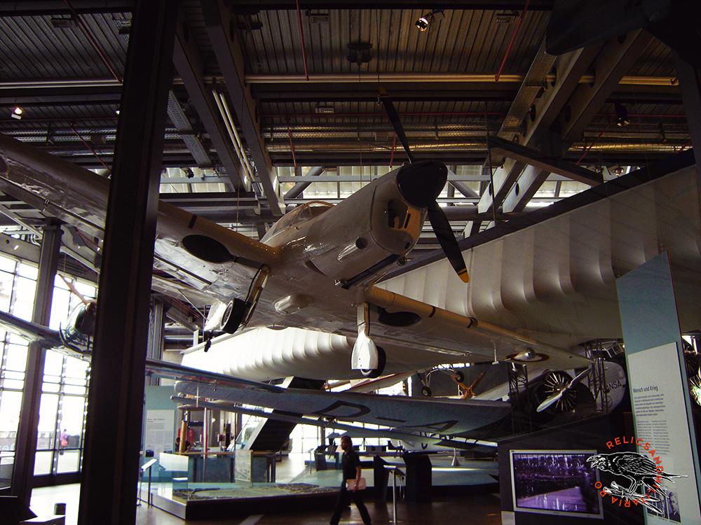 Plane Museum Berlin