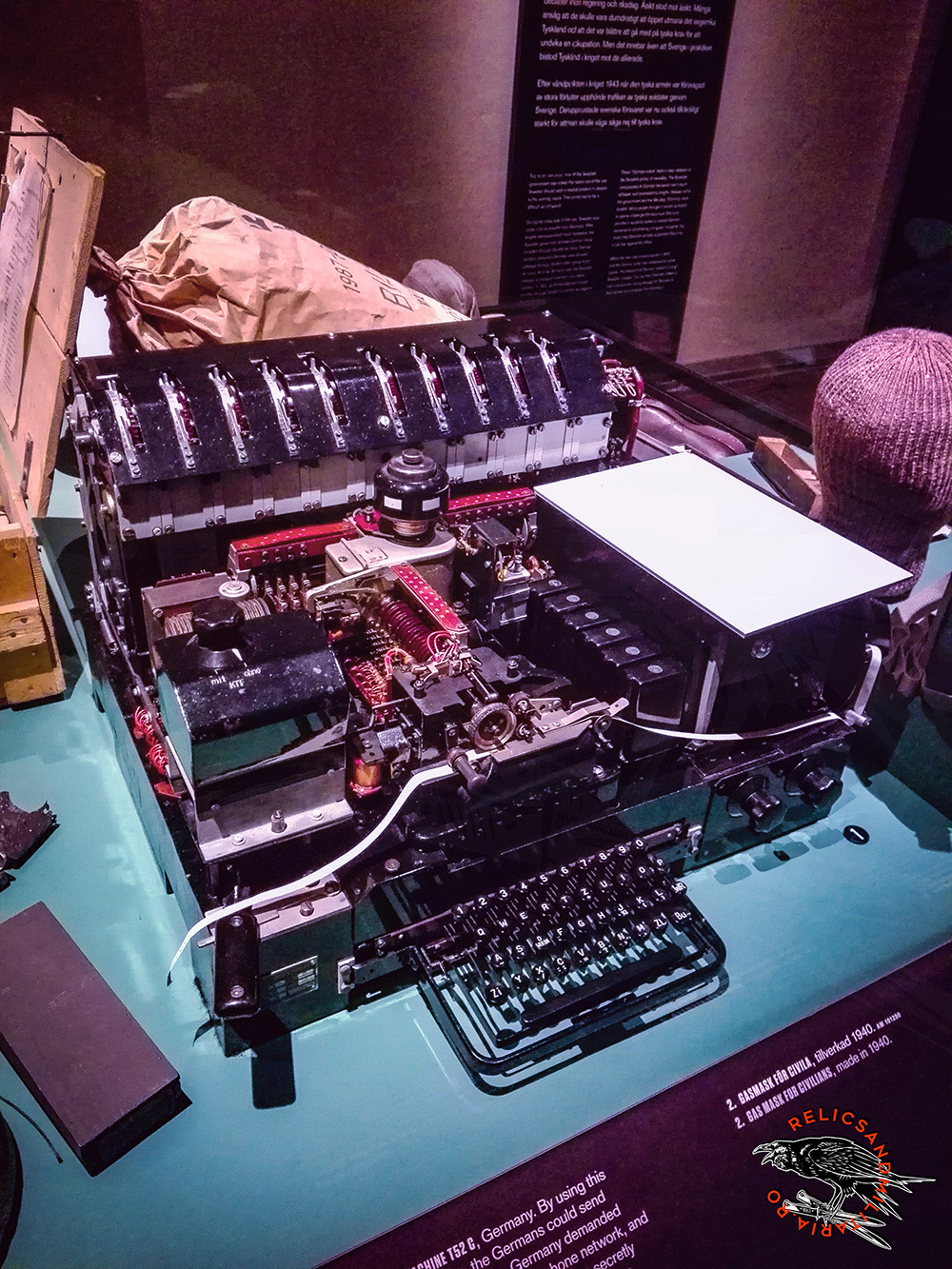 cipher machine t52 c