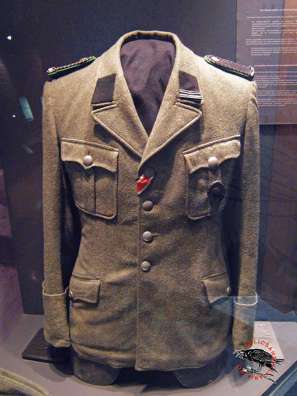 nazi soldier uniform