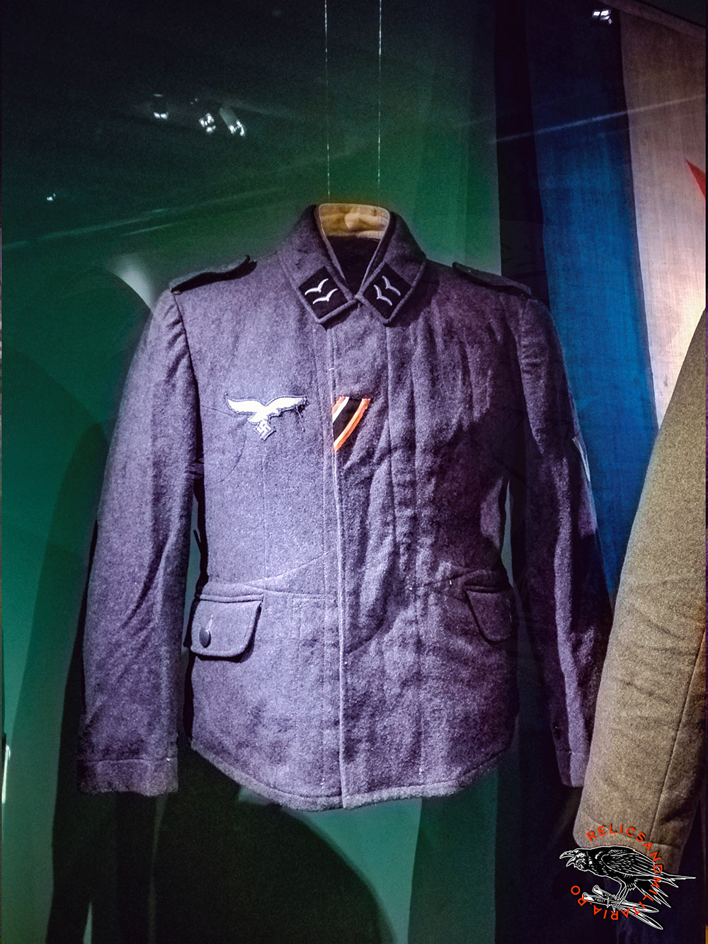 luftwaffe ww2 tunic