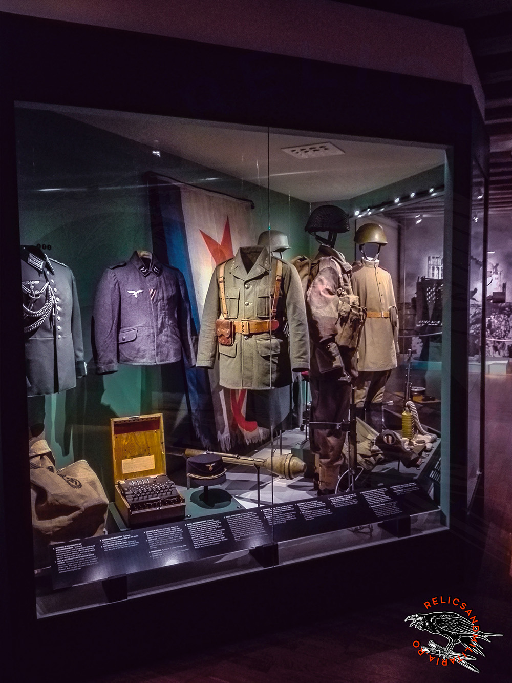 ww2 uniforms