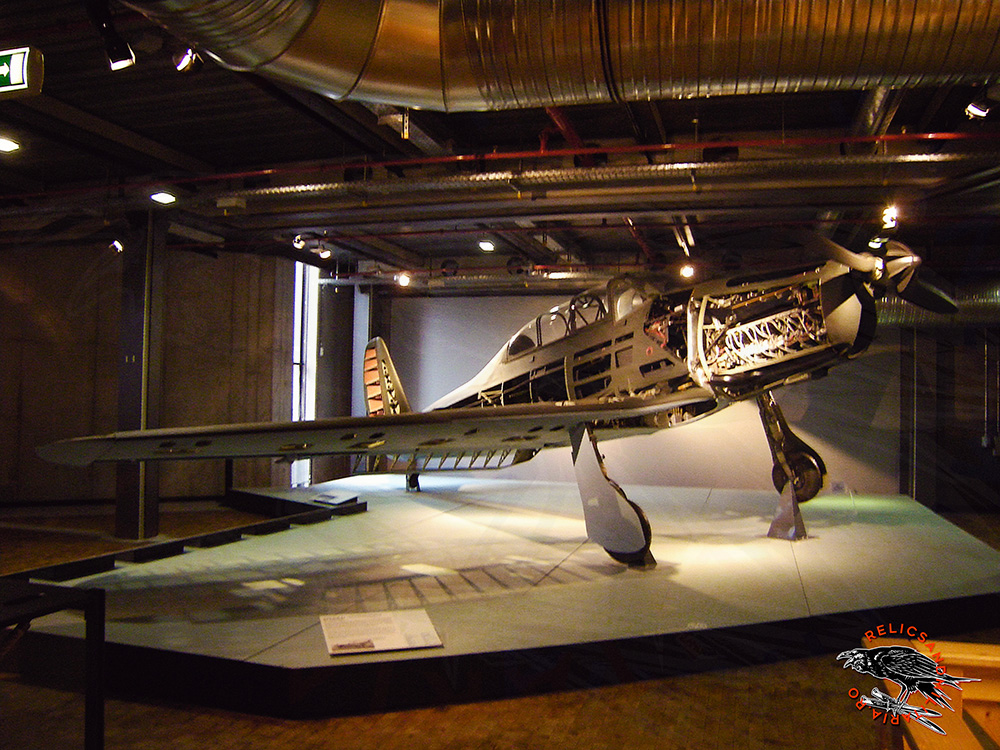 ww2 Plane Museum Berlin