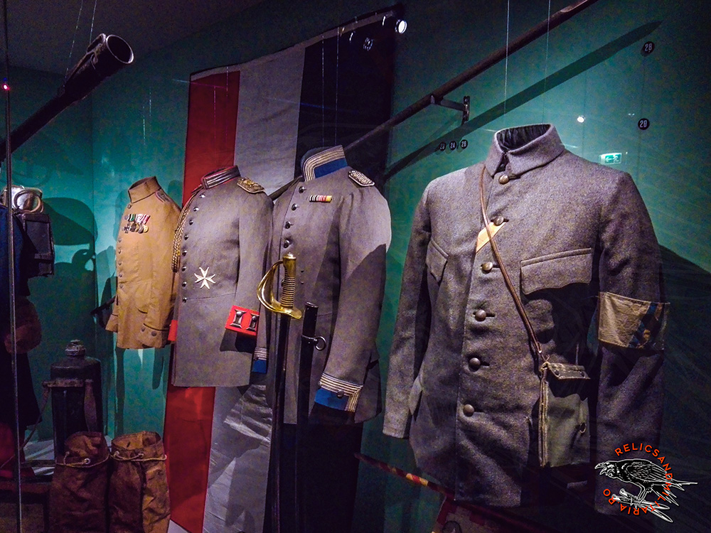 world war one tunic