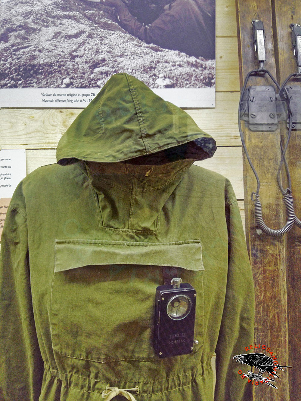 Romanian Mountain Troops War Gear