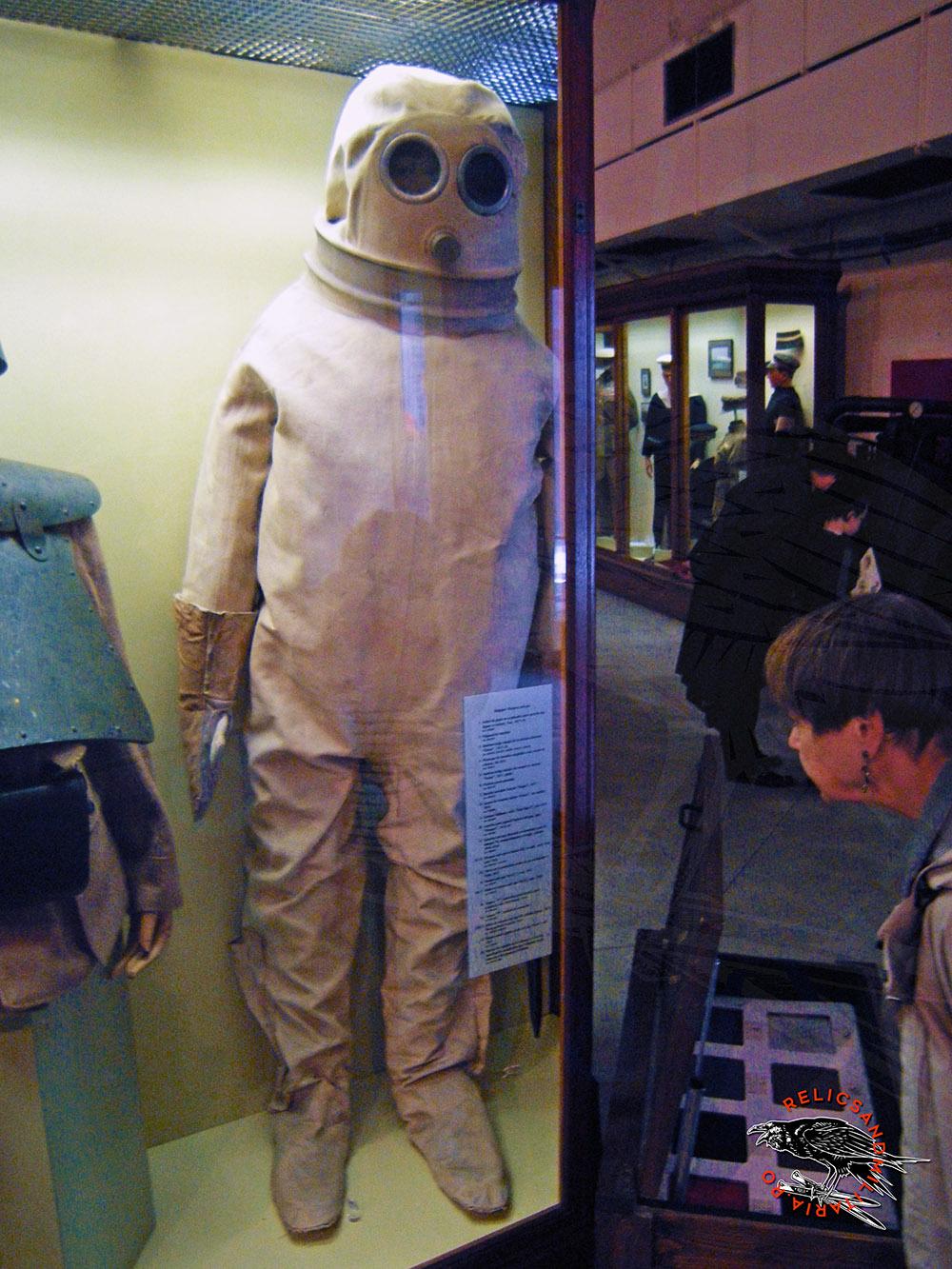 ww1 gas mask