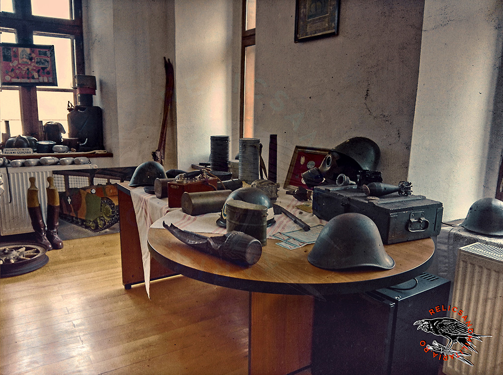 romania militaria exposition