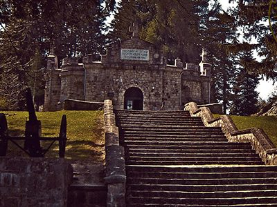 Mausoleul Soveja