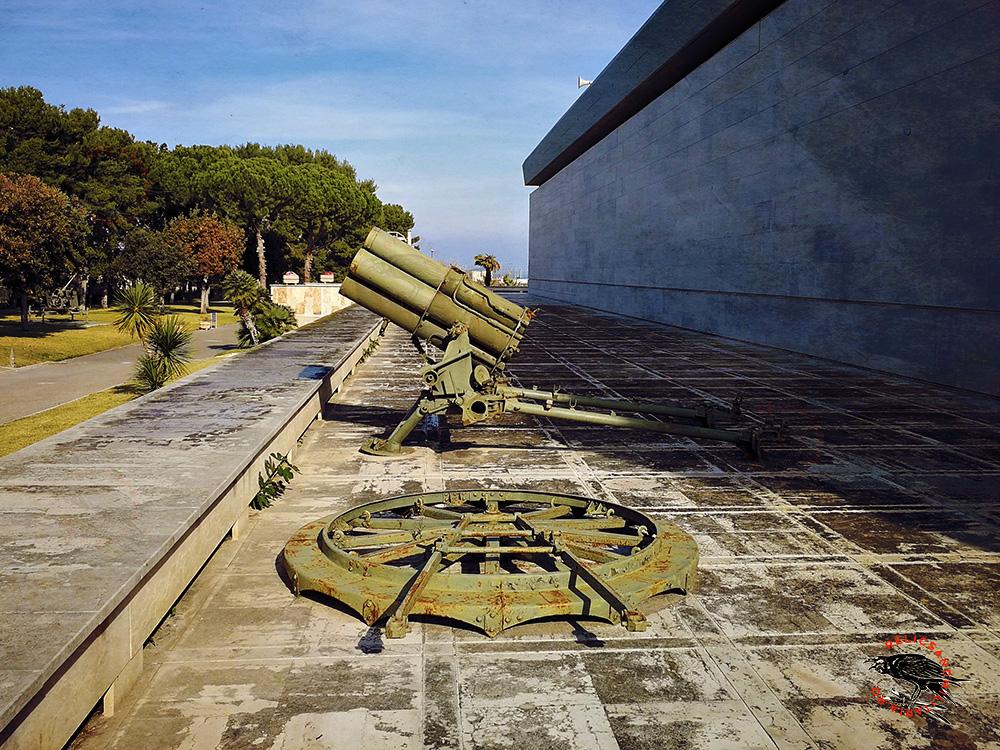 Bari WW2 mausoleum