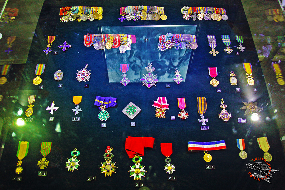 Romanian World War One medals and decorations
