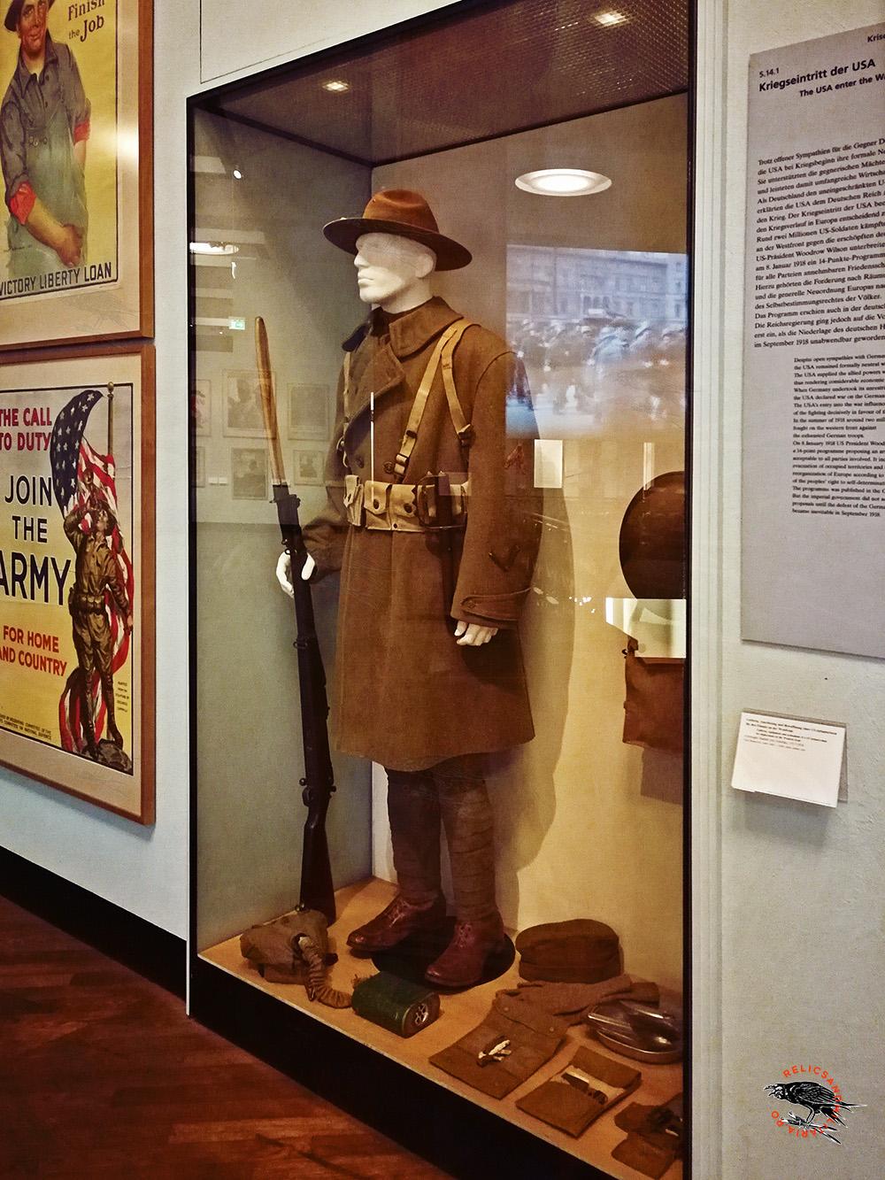 Canadian Uniform and fieldgear ww1