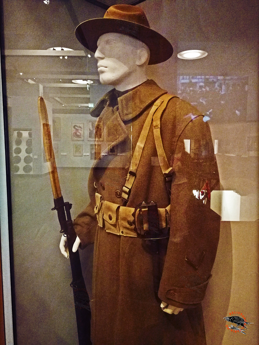 Canadian soldier Uniform ww1