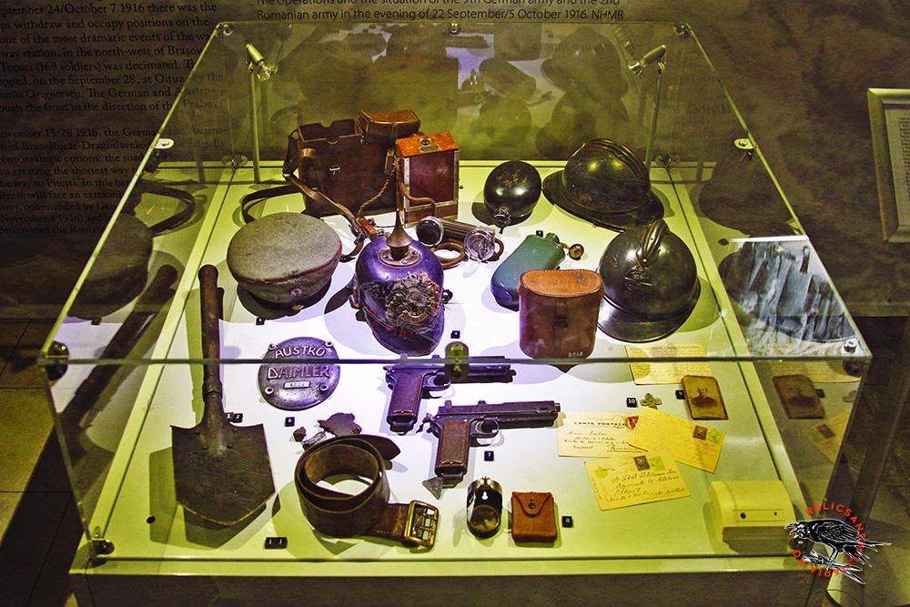WW1 exposition field gear