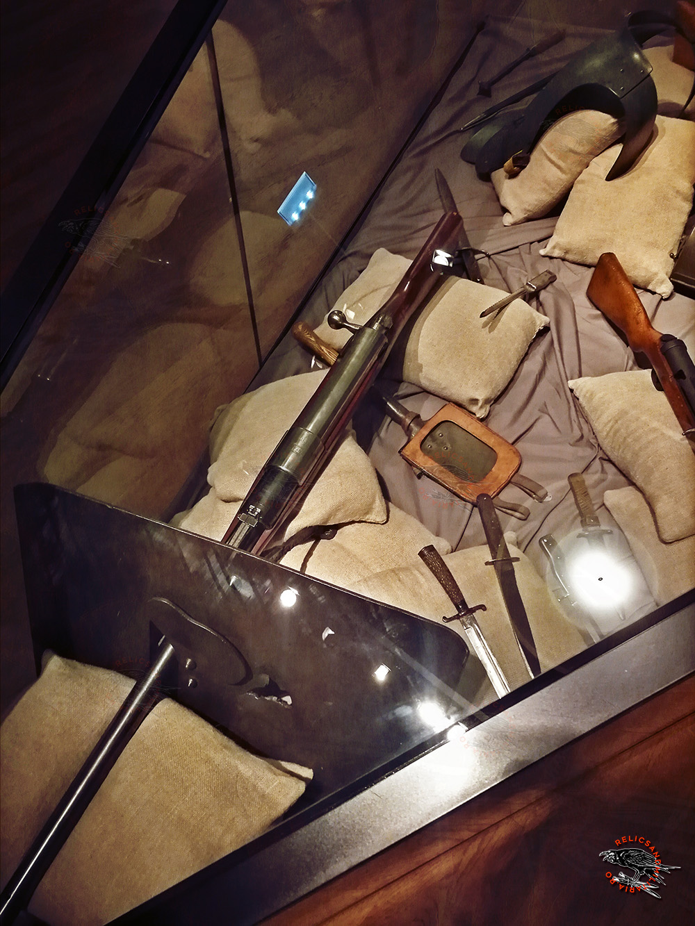 World War One Museum Berlin Rifles