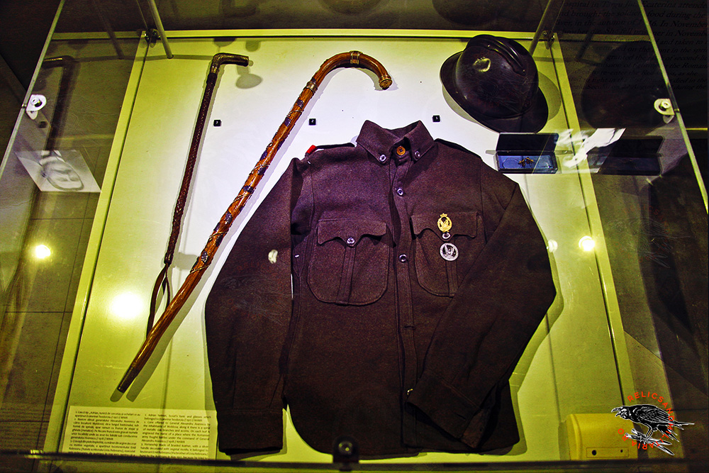 WW1 Romanian Army uniform