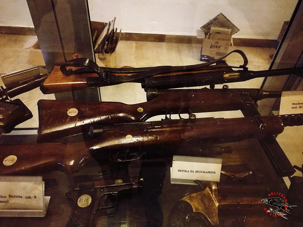 Military museum Bari Italy