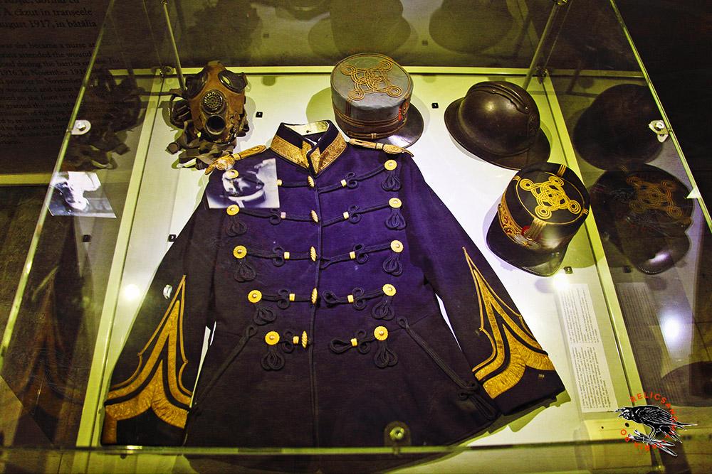 WW1 Romanian Army uniform and gear