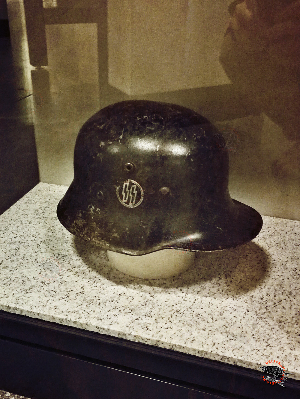 SS ww1 helmet Stahlhelm