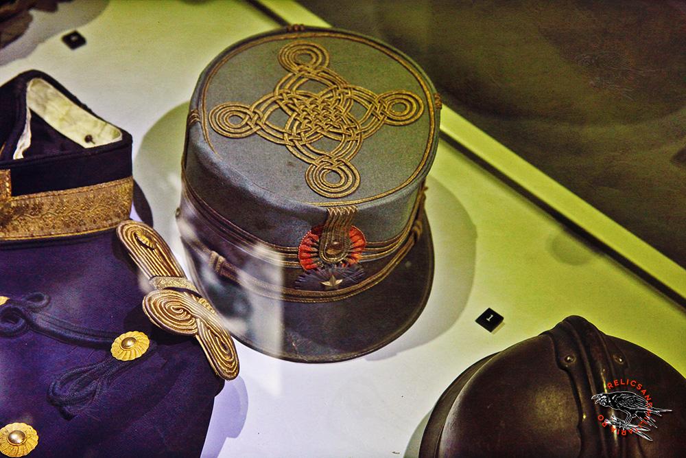 WW1 Romanian Army uniform cap
