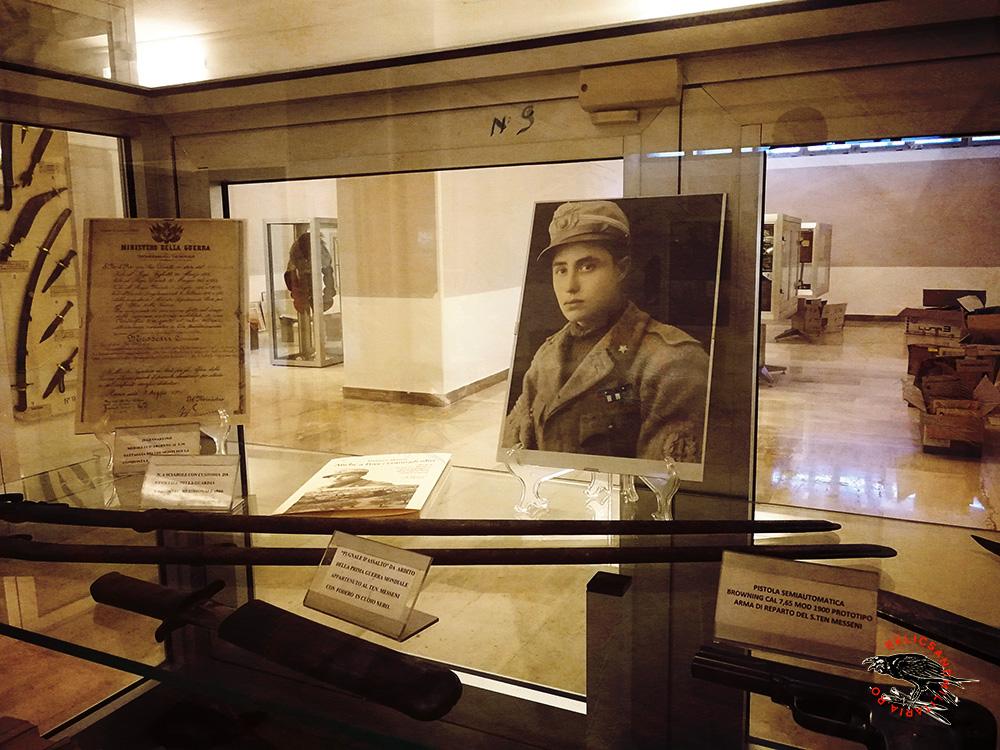 Militaria museum Bari Italy
