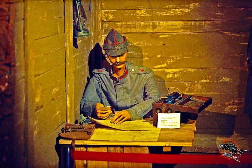 Romania Soldier WW1 diorama