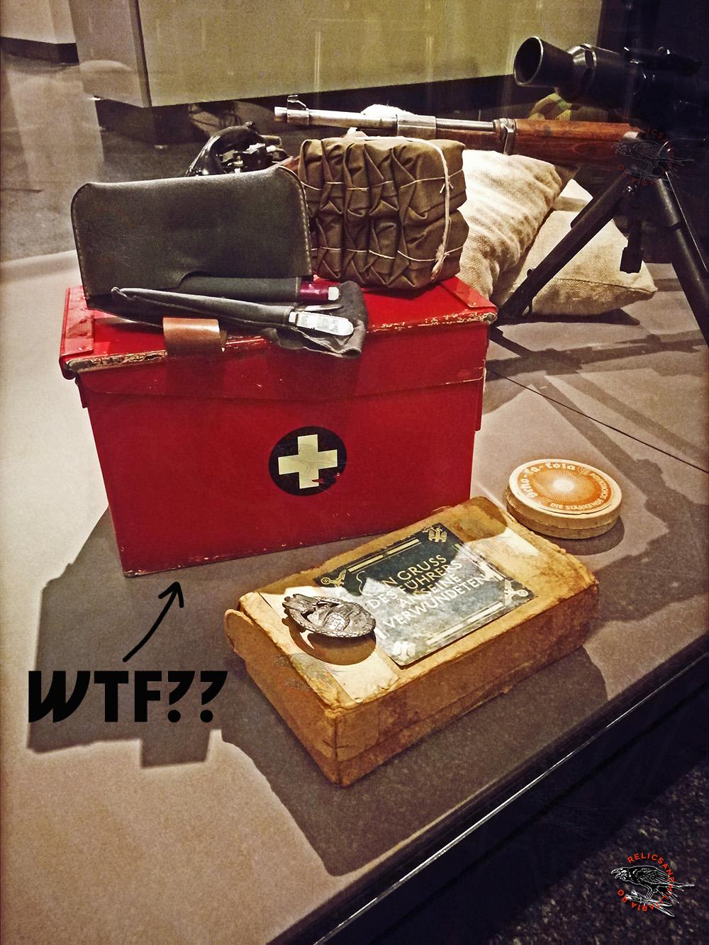 ww2 first aid kit