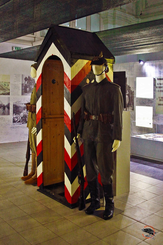 Bucharest under Austro Hungarian Ocupation post
