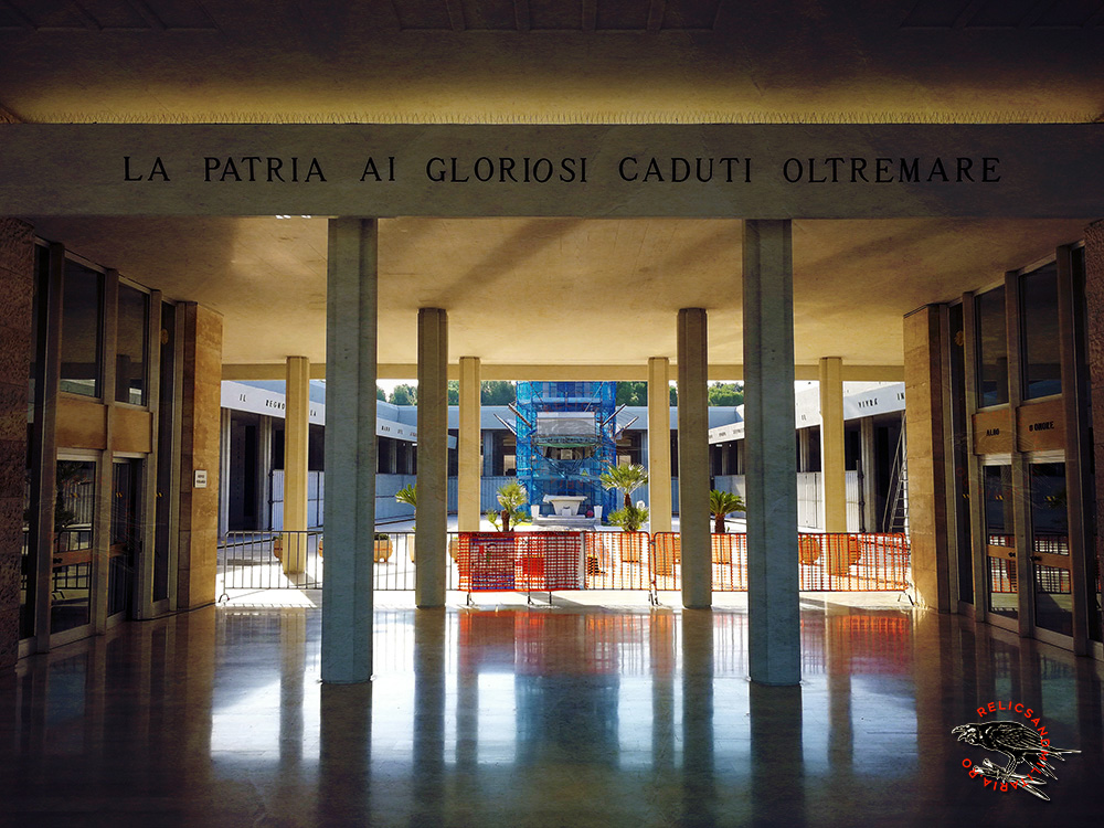 Bari Oltremare ww2 Italian soldiers killed overseas