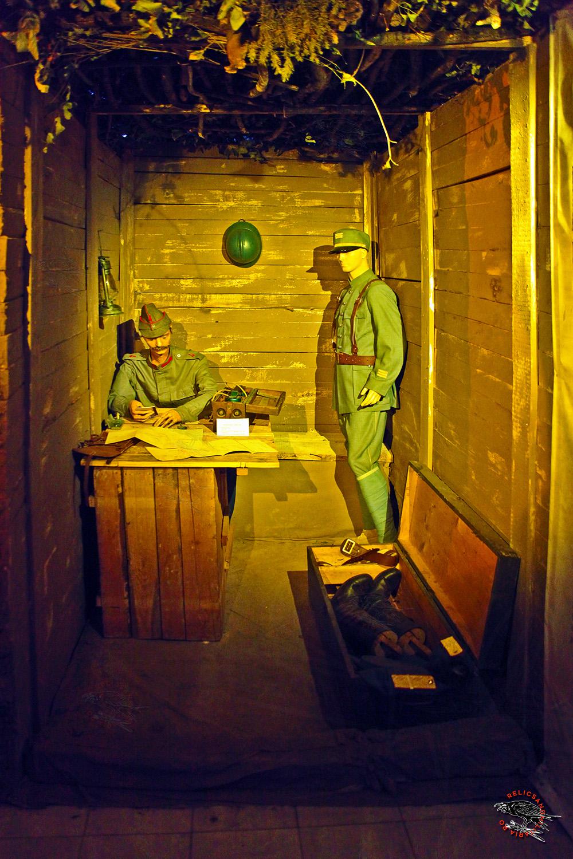 Romania Army WW1 diorama