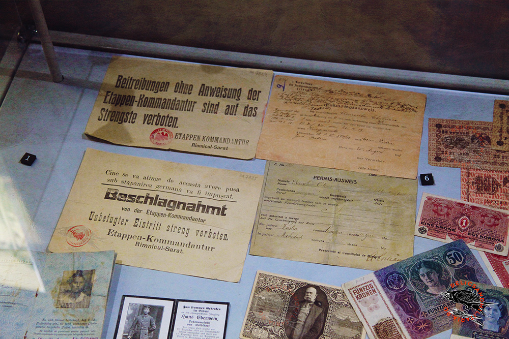 Bucharest under Austro Hungarian Ocupation Documents