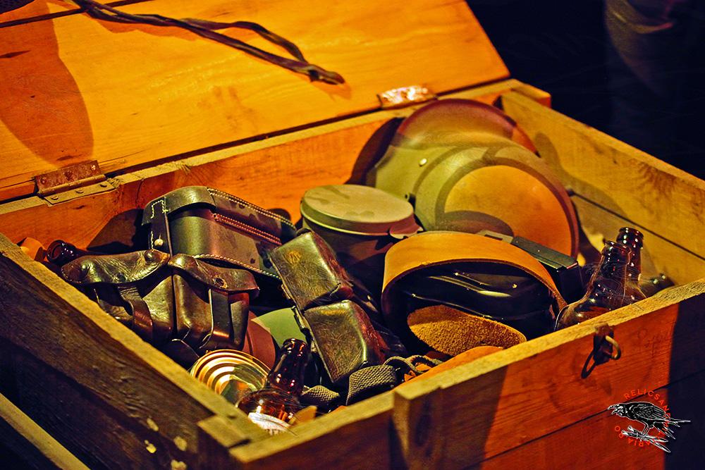 WW1 Austro Hungarian Field Gear