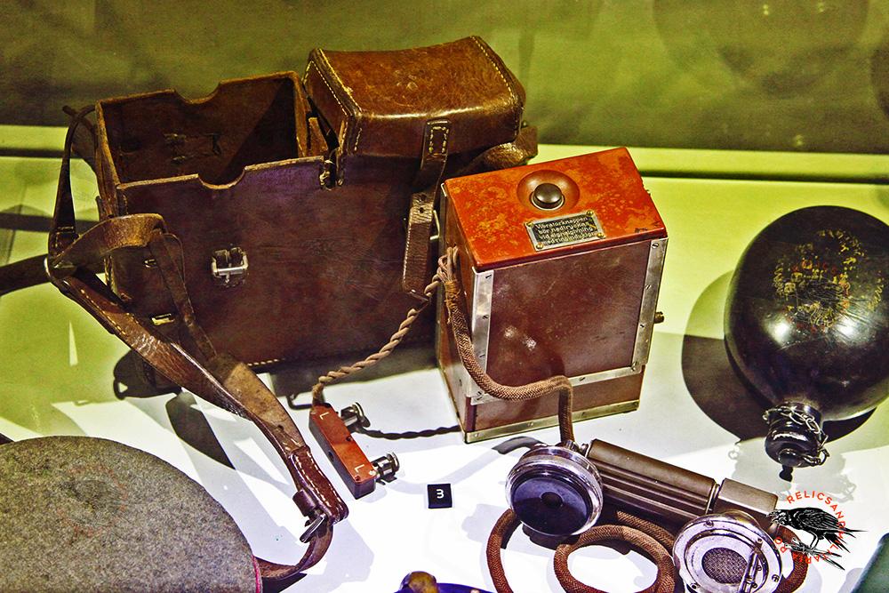WW1 Austro Hungarian gear
