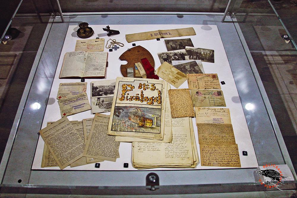 WW1 Bulgarian Documents