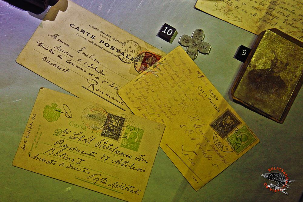WW1 Romanian Letters