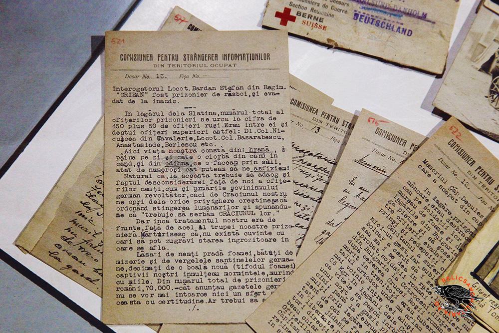 WW1 Romanian POW Camp