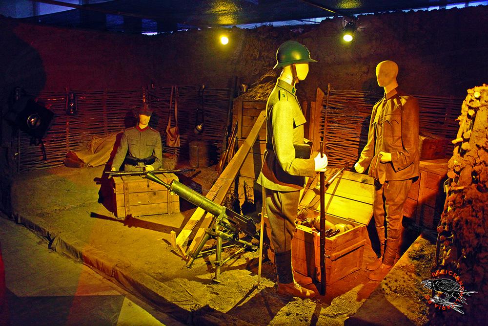 Romania Soldiers WW1 diorama