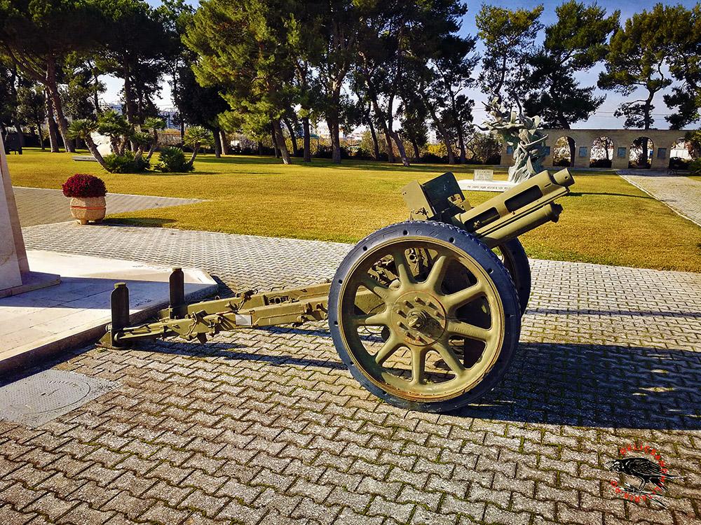World War II memorial located in the city of Bari
