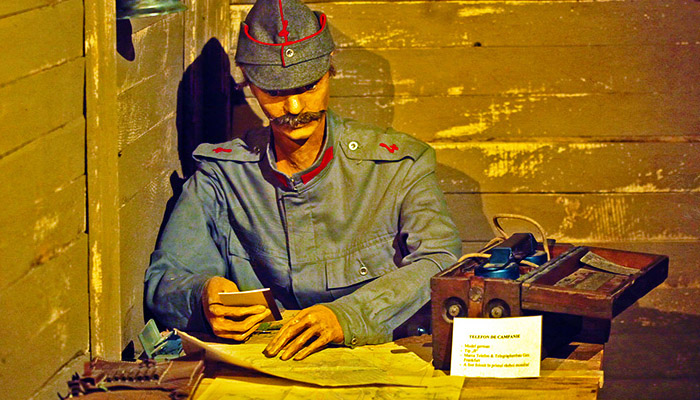 Bucuresti Military Museum WW1