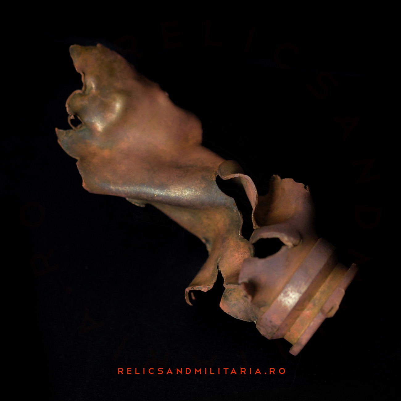 Flak 37 copper Shell