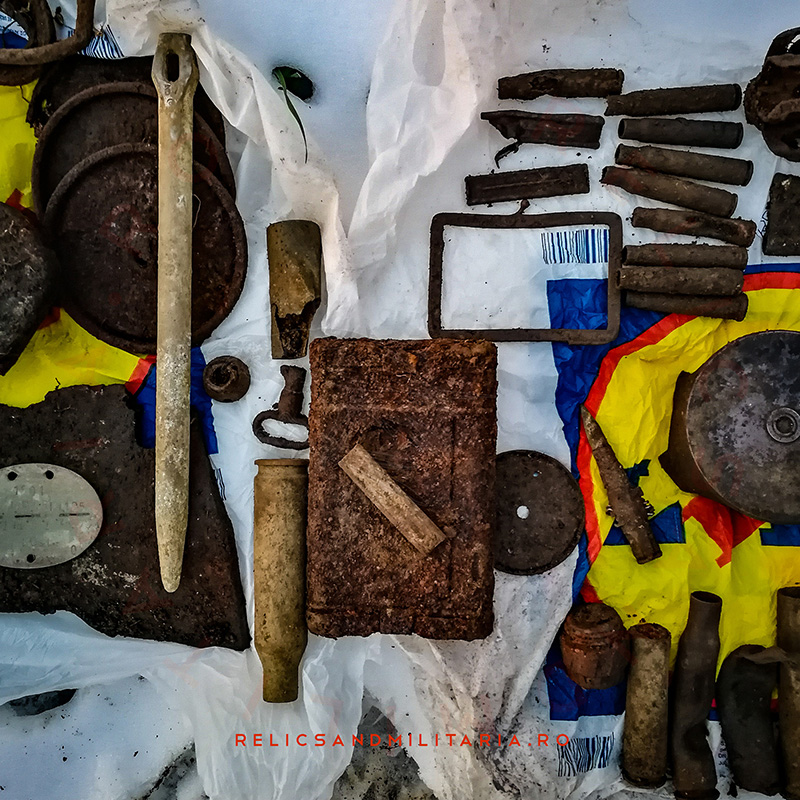 Metal detecting Iasi Targu Frumos