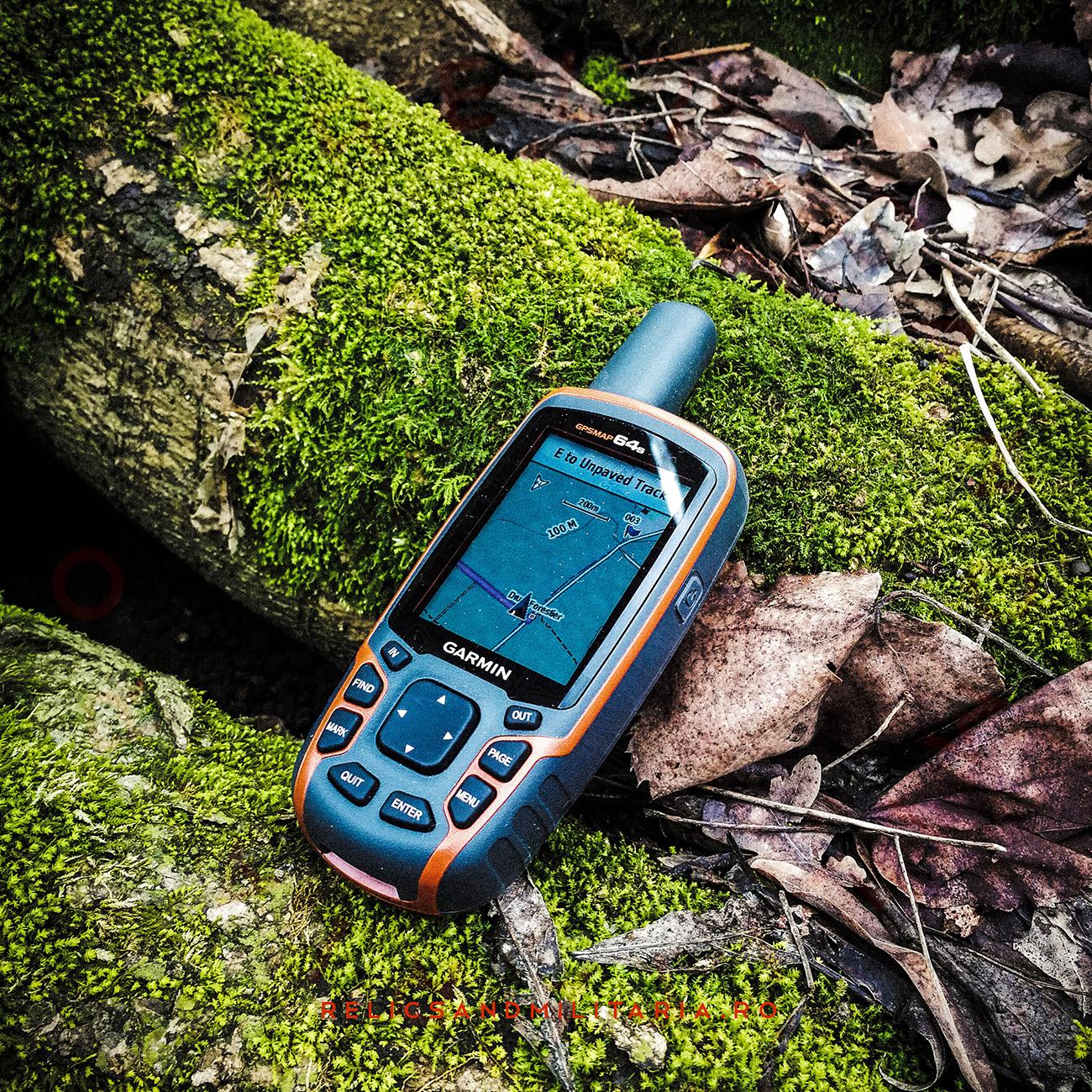 Garmin GPS for outdoor