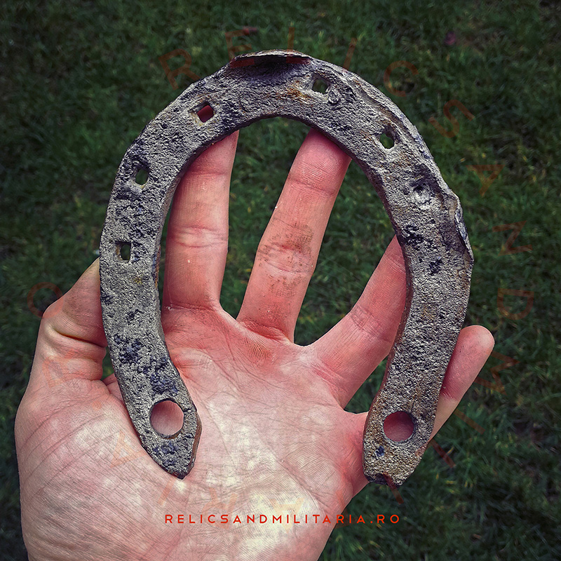 Wehrmacht horseshoe ww2