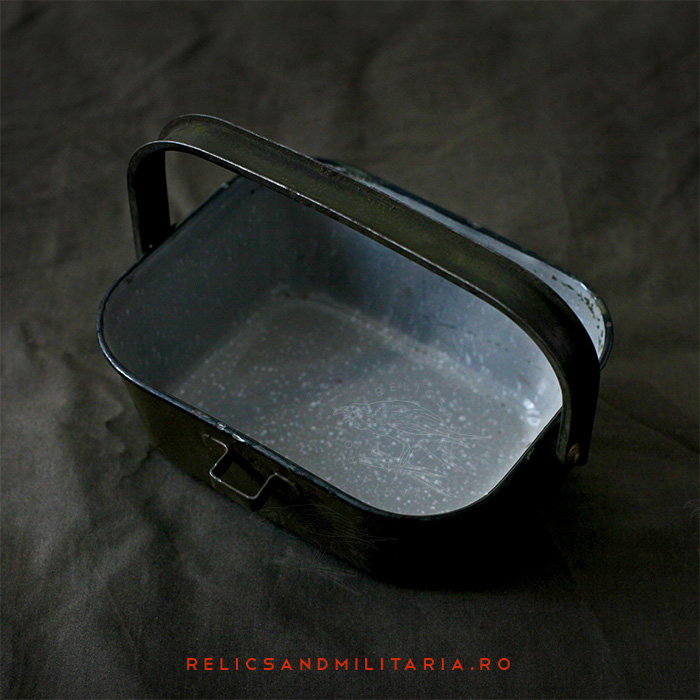 WW2 Romanian Army mess tin