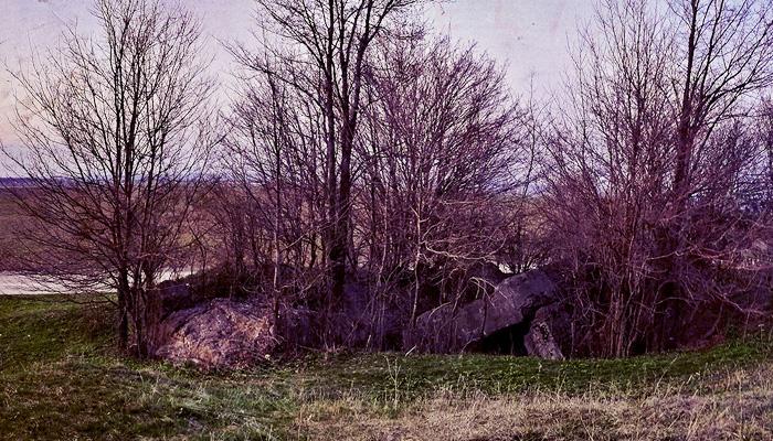 WW2 Bunker line Romania