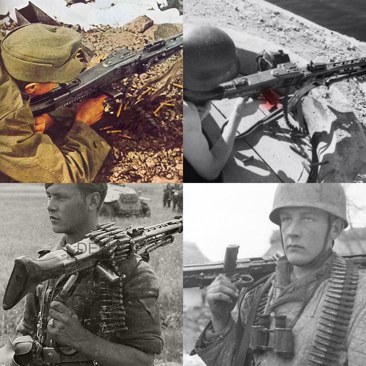 MG42 CHARGING HANDLE