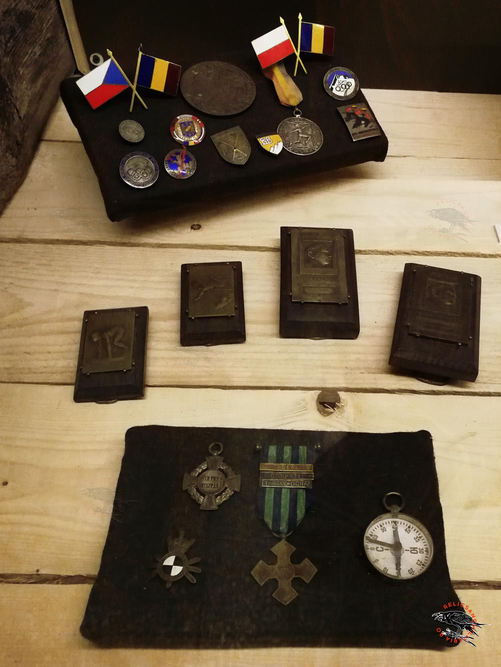 03 Vasile Scarneci Comandantul Batalionului 3 Vanatori de Munte