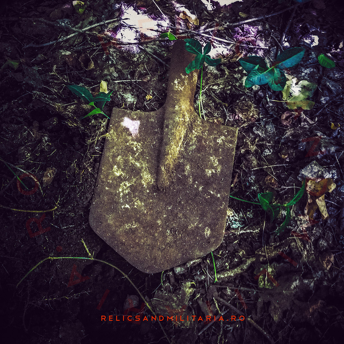 Malaja pehotnaja lopata-50 shovel